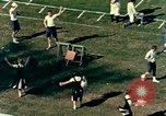 Image of American football match Miami Florida USA, 1958, second 49 stock footage video 65675032782