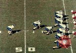 Image of American football match Miami Florida USA, 1958, second 50 stock footage video 65675032782