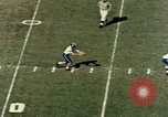 Image of American football match Miami Florida USA, 1958, second 52 stock footage video 65675032782