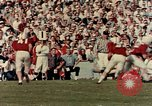 Image of American football match Miami Florida USA, 1958, second 53 stock footage video 65675032782