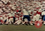 Image of American football match Miami Florida USA, 1958, second 54 stock footage video 65675032782