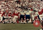Image of American football match Miami Florida USA, 1958, second 55 stock footage video 65675032782