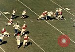 Image of American football match Miami Florida USA, 1958, second 59 stock footage video 65675032782
