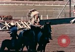 Image of rodeo United States USA, 1958, second 8 stock footage video 65675032784