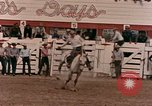Image of rodeo United States USA, 1958, second 13 stock footage video 65675032784