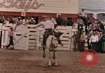 Image of rodeo United States USA, 1958, second 14 stock footage video 65675032784