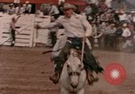 Image of rodeo United States USA, 1958, second 16 stock footage video 65675032784