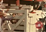 Image of rodeo United States USA, 1958, second 17 stock footage video 65675032784