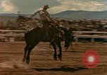 Image of rodeo United States USA, 1958, second 23 stock footage video 65675032784