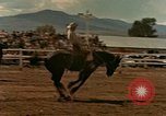 Image of rodeo United States USA, 1958, second 24 stock footage video 65675032784