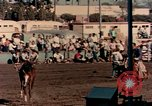 Image of rodeo United States USA, 1958, second 34 stock footage video 65675032784