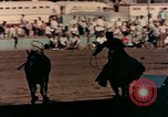 Image of rodeo United States USA, 1958, second 35 stock footage video 65675032784