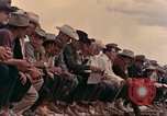 Image of rodeo United States USA, 1958, second 37 stock footage video 65675032784