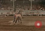 Image of rodeo United States USA, 1958, second 42 stock footage video 65675032784