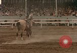 Image of rodeo United States USA, 1958, second 43 stock footage video 65675032784