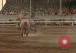 Image of rodeo United States USA, 1958, second 44 stock footage video 65675032784