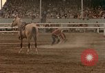 Image of rodeo United States USA, 1958, second 45 stock footage video 65675032784