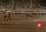 Image of rodeo United States USA, 1958, second 46 stock footage video 65675032784