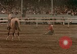 Image of rodeo United States USA, 1958, second 47 stock footage video 65675032784