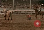 Image of rodeo United States USA, 1958, second 50 stock footage video 65675032784