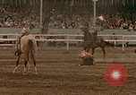 Image of rodeo United States USA, 1958, second 51 stock footage video 65675032784