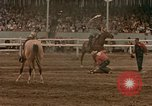 Image of rodeo United States USA, 1958, second 52 stock footage video 65675032784