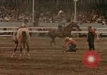 Image of rodeo United States USA, 1958, second 53 stock footage video 65675032784