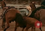 Image of rodeo United States USA, 1958, second 56 stock footage video 65675032784