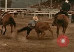 Image of rodeo United States USA, 1958, second 57 stock footage video 65675032784