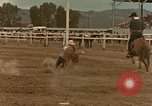 Image of rodeo United States USA, 1958, second 58 stock footage video 65675032784