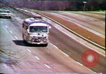 Image of dialysis on wheels United States USA, 1972, second 43 stock footage video 65675032793