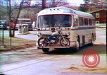 Image of dialysis on wheels United States USA, 1972, second 55 stock footage video 65675032793