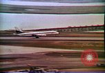 Image of John F Kennedy Airport views United States USA, 1972, second 39 stock footage video 65675032799
