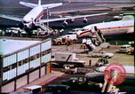Image of John F Kennedy Airport views United States USA, 1972, second 50 stock footage video 65675032799