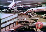 Image of John F Kennedy Airport views United States USA, 1972, second 51 stock footage video 65675032799