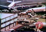Image of John F Kennedy Airport views United States USA, 1972, second 52 stock footage video 65675032799