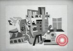 Image of Famous modern art paintings New York City USA, 1950, second 49 stock footage video 65675032806