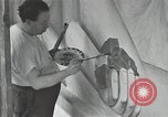 Image of Diego Rivera Detroit Michigan USA, 1932, second 15 stock footage video 65675032813