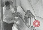 Image of Diego Rivera Detroit Michigan USA, 1932, second 26 stock footage video 65675032813