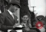 Image of Hollywood Actor give autographs Los Angeles California USA, 1936, second 18 stock footage video 65675032817