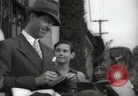 Image of Hollywood Actor give autographs Los Angeles California USA, 1936, second 21 stock footage video 65675032817