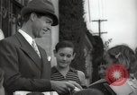 Image of Hollywood Actor give autographs Los Angeles California USA, 1936, second 24 stock footage video 65675032817