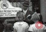 Image of Hollywood Actor give autographs Los Angeles California USA, 1936, second 48 stock footage video 65675032817