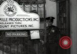 Image of Hollywood Actor give autographs Los Angeles California USA, 1936, second 57 stock footage video 65675032817