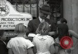 Image of Hollywood Actor give autographs Los Angeles California USA, 1936, second 61 stock footage video 65675032817