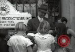 Image of Hollywood Actor give autographs Los Angeles California USA, 1936, second 62 stock footage video 65675032817