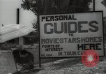 Image of Tour service for Hollywood stars homes Hollywood California USA, 1936, second 12 stock footage video 65675032819