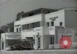 Image of Tour service for Hollywood stars homes Hollywood California USA, 1936, second 19 stock footage video 65675032819