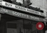 Image of signs Hollywood Los Angeles California USA, 1932, second 3 stock footage video 65675032824