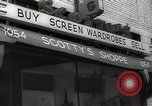 Image of signs Hollywood Los Angeles California USA, 1932, second 6 stock footage video 65675032824
